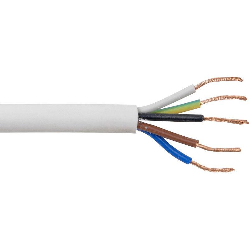 5 Core Flex Cables