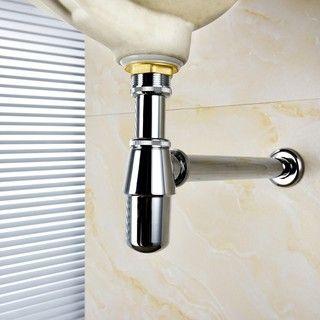 Basin, Bath & Sink Traps