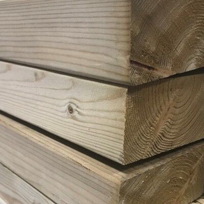 Carcassing Timber