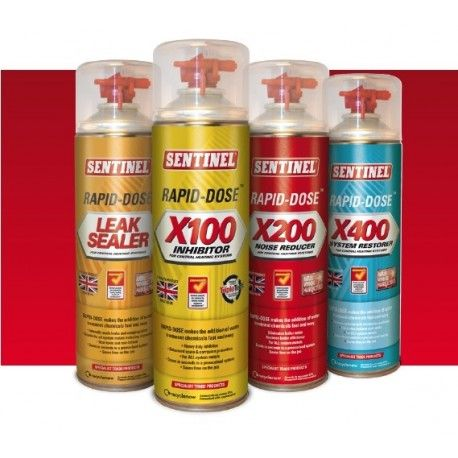 Central Heating Additives