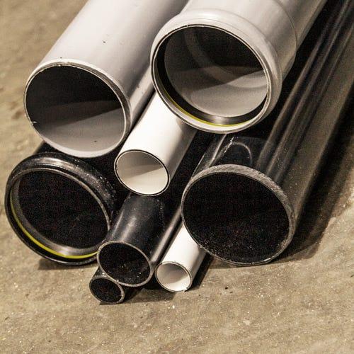 110mm Soil Pipe & Fittings