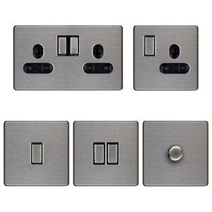 Switches, Sockets & Accessories