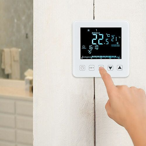 Underfloor Heating Thermostats