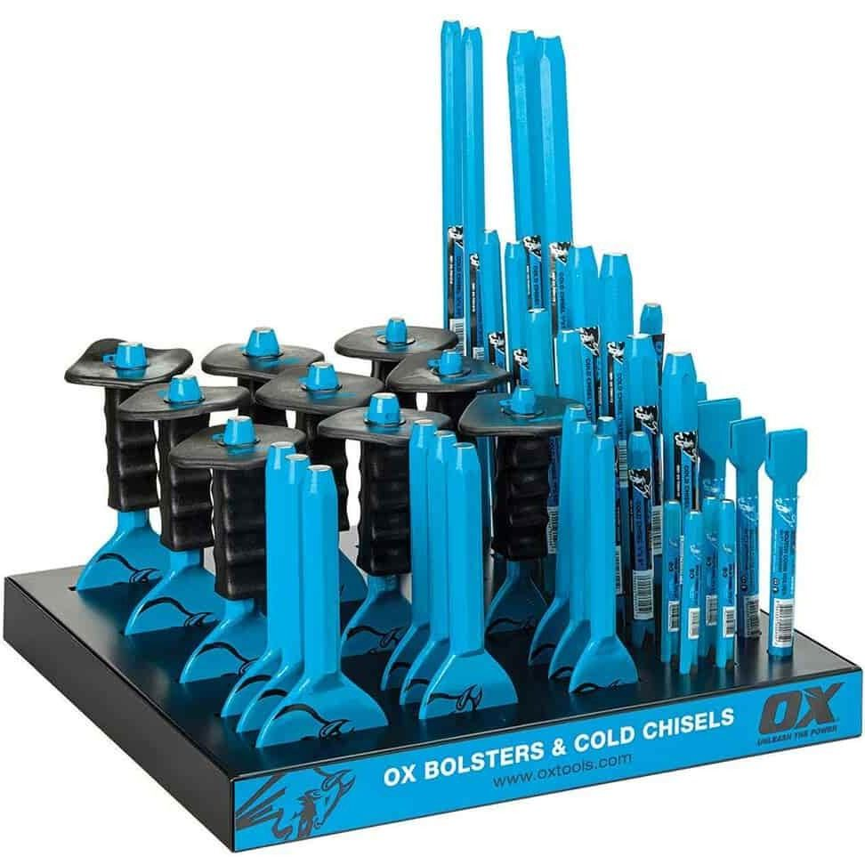Chisels & Bolsters