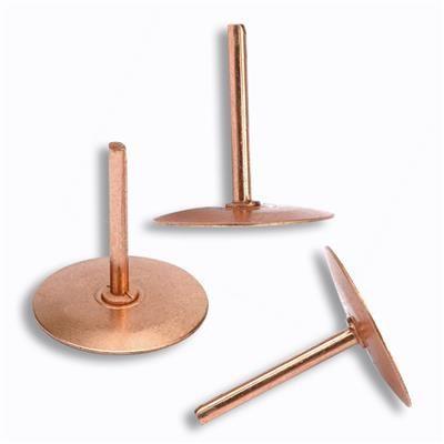 Copper Disc Rivets