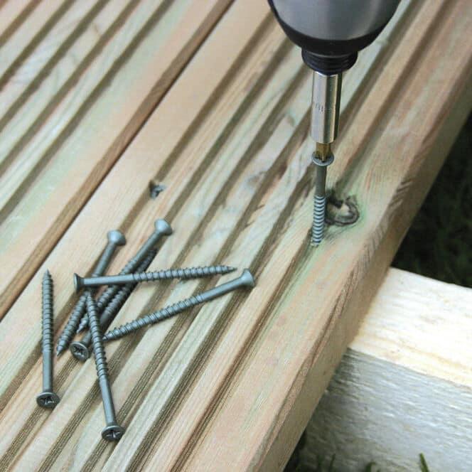 Decking  & Exterior Screws