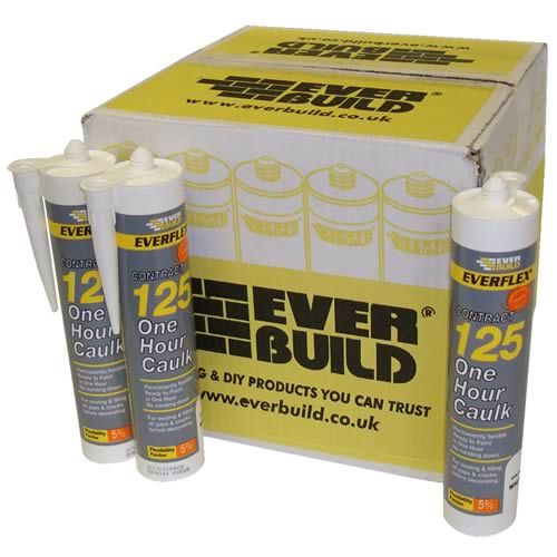 Sealants, Caulks & Fillers