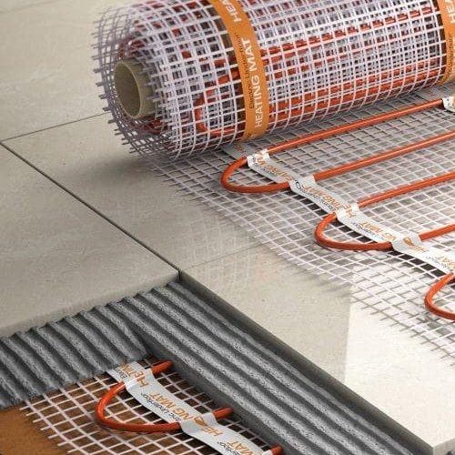(UFH) Underfloor Heating